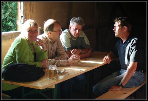 Klön- und Grillabend im Brunnenhaus #4