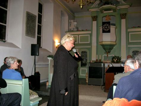 Konzert in Wahler Kirche #1
